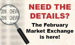 Feb Market Exchange Sidebar