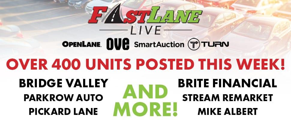 FastLane Live - April 3