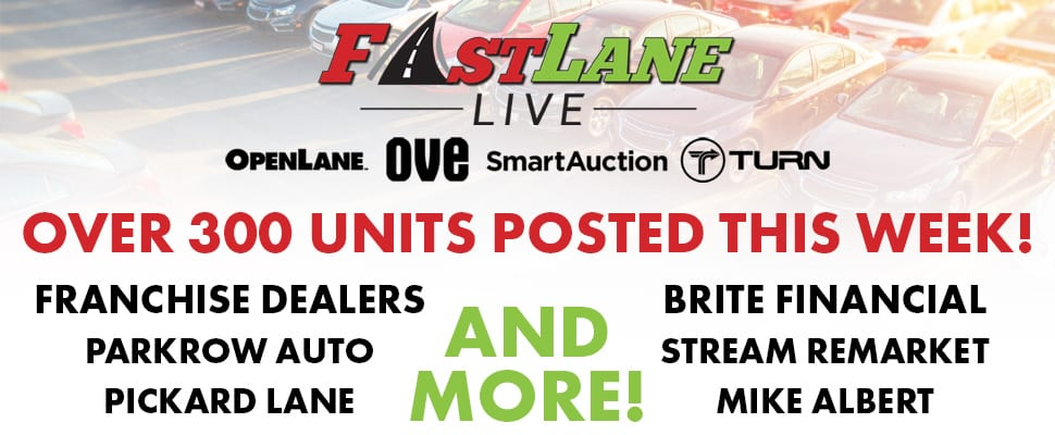 FastLane Live Webbar - June 12