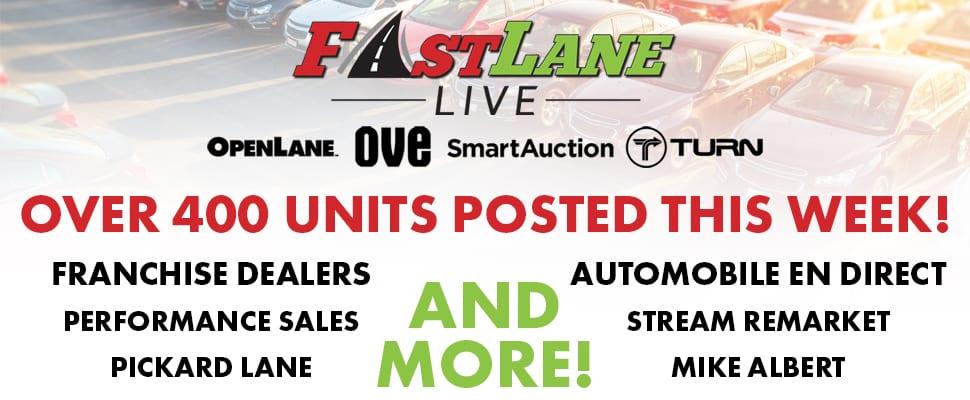FastLane Live Webbar July 21