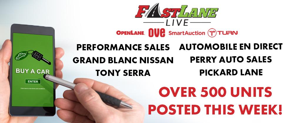 FastLane Live Web Bar Sep 2020